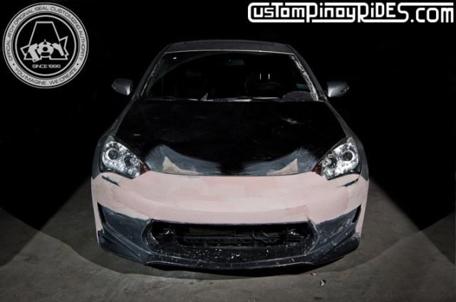 Atoy Customs Hyundai Genesis Amuse Vestito Body Kit Custom Pinoy Rides pic2