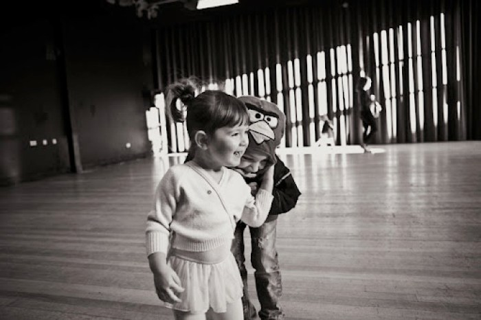 Jayce and Hannah Ballet 1