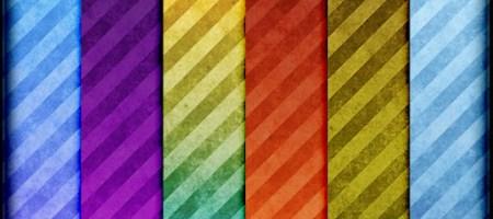 [Patterns整理]漸層+斜線圖樣集