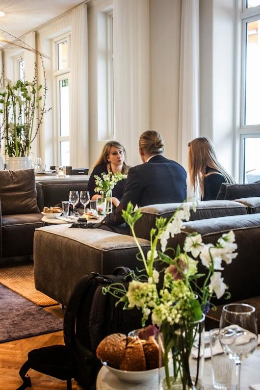 The lobby på kurhotel skodsborg - Mikkel Bækgaards Madblog