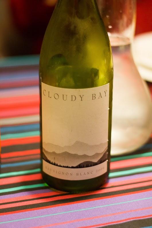 Vin fra Cloudy Bay
