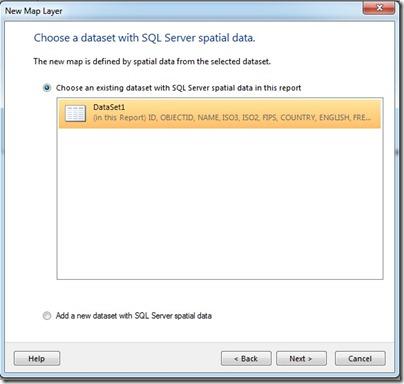 4 Choose dataset