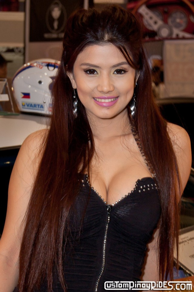 2011 Manila Auto Salon Car Show Babes and Models Custom Pinoy Rides pic1