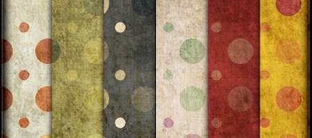 [Patterns整理]圓點+復古圖樣集