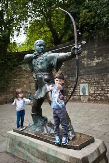 Robin Hood Marathon Day 6
