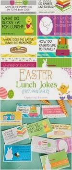 Kristen Duke Photography - Free Easter Lunch Jokes Printable