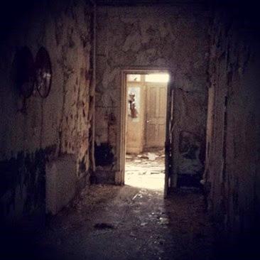 Abandoned Hartwood Hospital Scotland