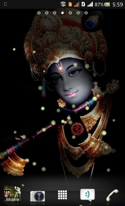 Krishna Live Wallpaper - Android Apps on Google Play