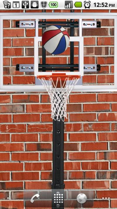 Basketball Live Wallpaper | vidur.net