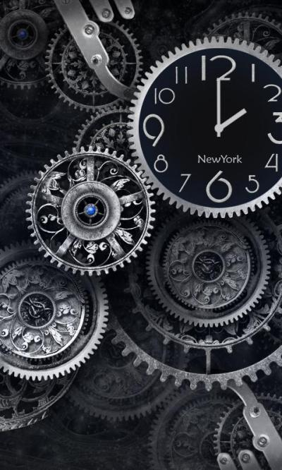 Black Clock Live Wallpaper HD - Android Apps on Google Play