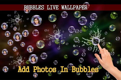 Photo Bubbles Live Wallpaper - Android Apps on Google Play