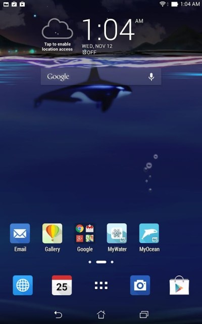 ASUS LiveOcean(Live wallpaper) - Android Apps on Google Play