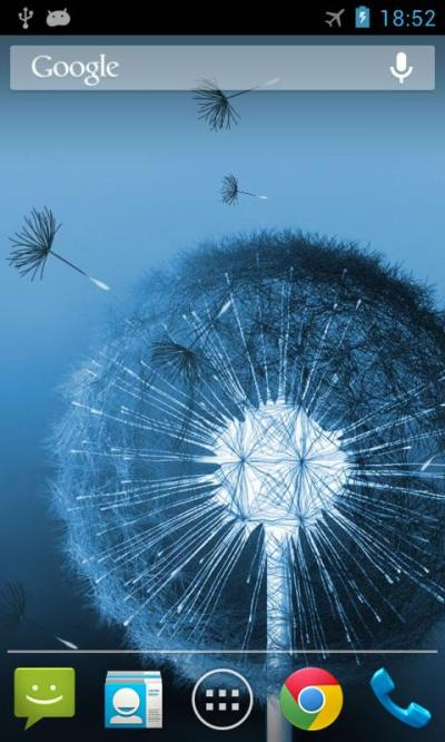 Dandelion Live Wallpaper - Android Apps on Google Play