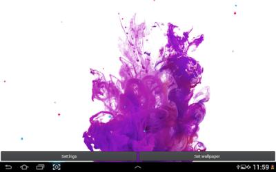 LG G3 Live Wallpaper (android) | AppCrawlr