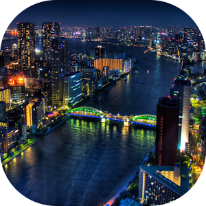 Download City at Night Live Wallpaper on PC - choilieng.com