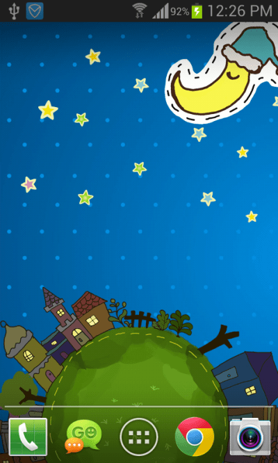 Cartoon City Live Wallpaper - Android Apps on Google Play