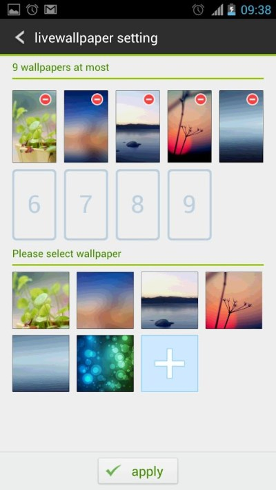 GO Multiple Wallpaper - Android Apps on Google Play