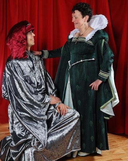 Manon la douce et Stépane legrand