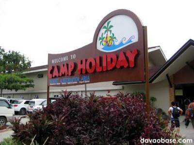 Camp Holisat Resort & Recreation Area, Babak, Island Garden City of Samal