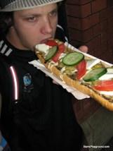Delicious Sandwich - Krakow - Poland-1.JPG