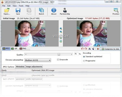riot-radical image optimization tool-freeware-vmancer