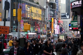 Time Square again