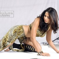 sexy telugu actress anushka glamour photos - part 2