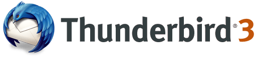 Mozilla Thunderbird 3 Logo