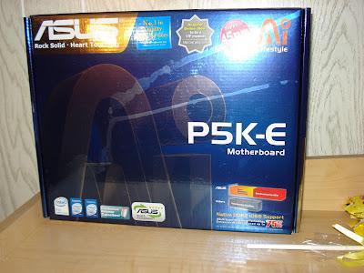 Asus P5K-E