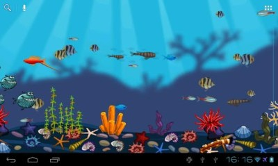 Download Full Aquarium Live Wallpaper 1.3 APK | Full APK download, APK GAMES & APPS