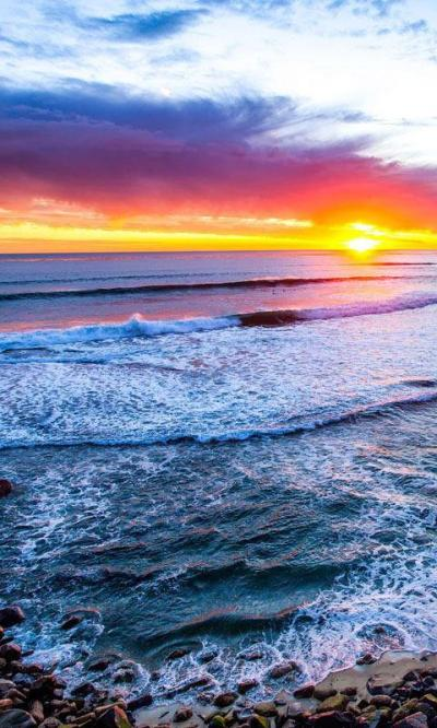Ocean Sunset Live Wallpaper - Android Apps on Google Play