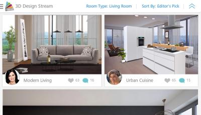 Homestyler Interior Design – Applications Android sur ...