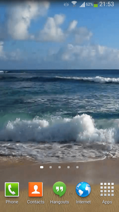 Ocean Waves Live Wallpaper 24 - Android Apps on Google Play