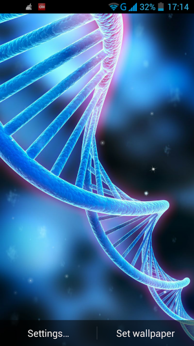 DNA Live Wallpaper - Android Apps on Google Play