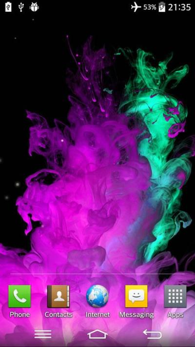 Smoke G3 Live Wallpaper - Android Apps on Google Play