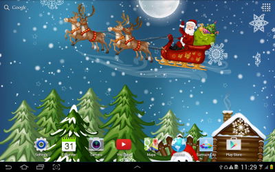 Christmas Live Wallpaper - Android Apps on Google Play