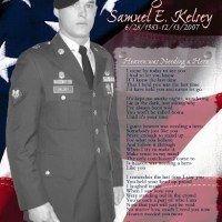 In Honor of Sgt. Samuel E. Kelsey {Memorial Day}