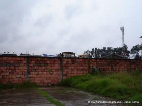 Lote vecino occidental del humedal Techo, sector norte