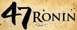 47 Ronin 3D -Logo