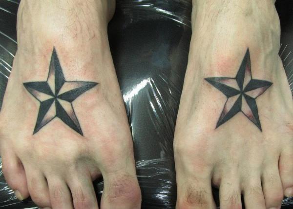 stars tattoo designs