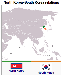 North Korea–South Korea Relations