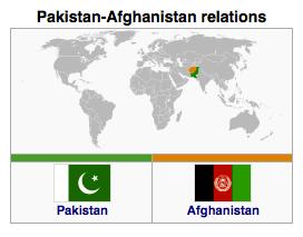 Afghanistan - Pakistan Relations