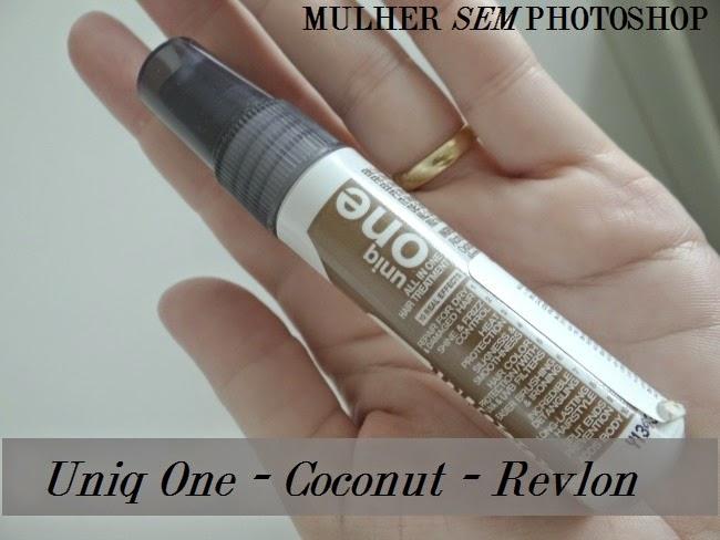 Resenha Uniq One Coconut Revlon BB Cream para o cabelo
