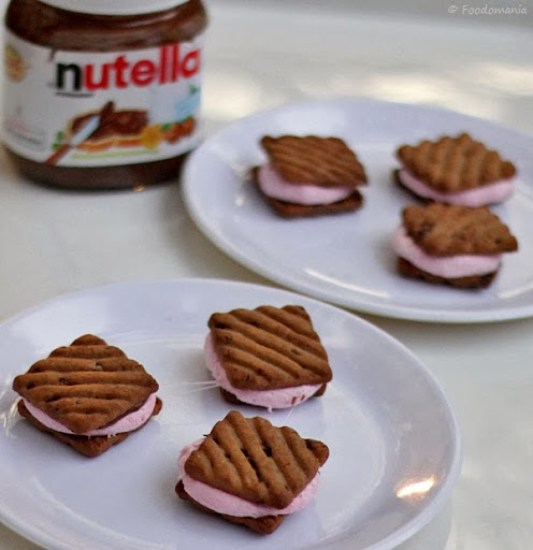 Nutella S'mores in the Oven Recipe