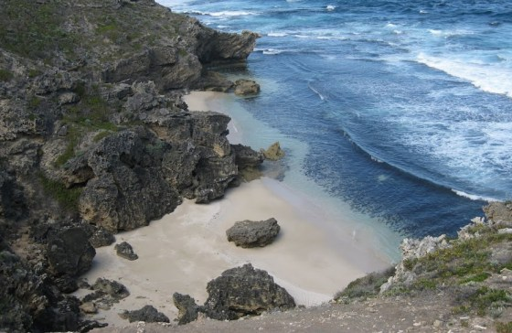 Blue Water, Indian Ocean, Cape to Cape Track