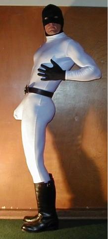 jockstrap bulge