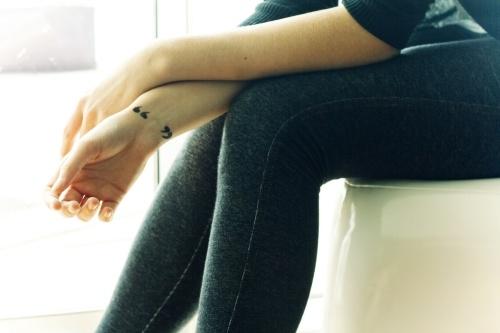 girls wrist tatoos