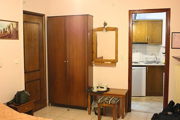 Alsos house room, alsos house kalampaka greece,