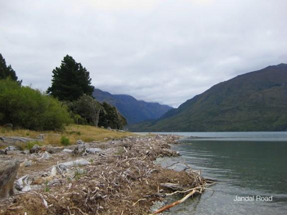 DOC campsite Twelve Mile Delta, Otago