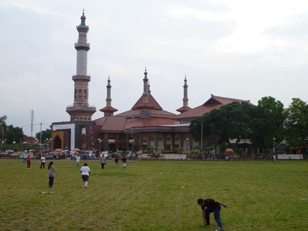 Masjid Raya Cirebon